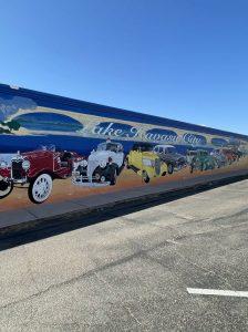 Lake Havasu City Car Mural